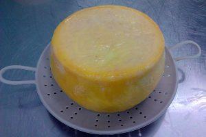 Přírodní kozí sýr